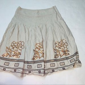 Tribal woman's skirt